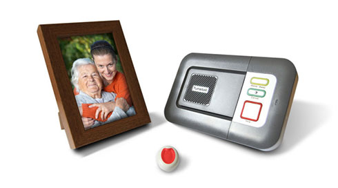 Personal Alarm for elderly people