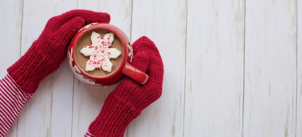 Cosy Mittens Hot Chocolate